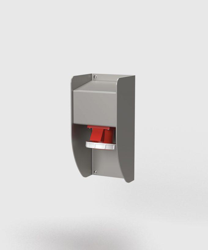 CEE wall socket 5510E