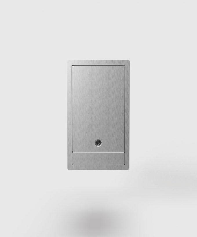 wall distributor 5511A lid door closed